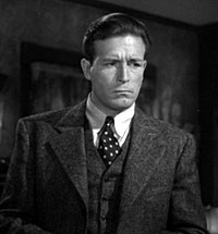 Lawrence Tierney THE BIG LEAK